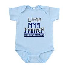 Little MMA Fighter - Crib to Infant Bodysuit