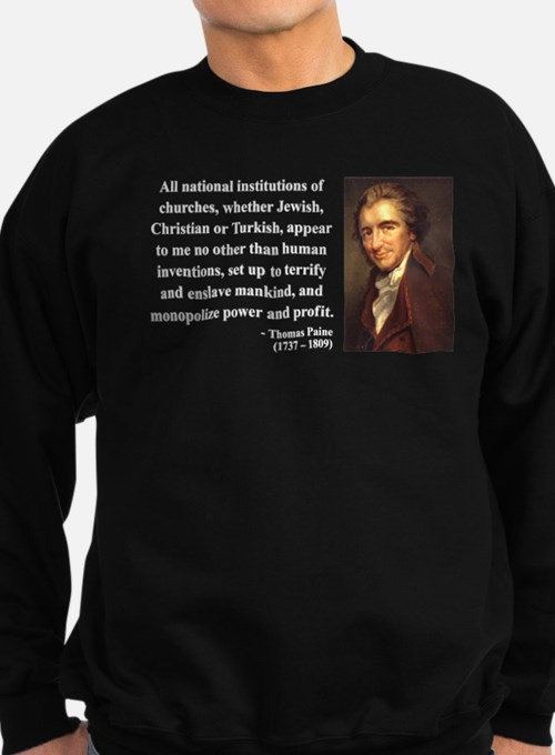 Thomas Paine 22 Jumper Sweater