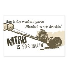 NITRO Postcards (Package of 8)