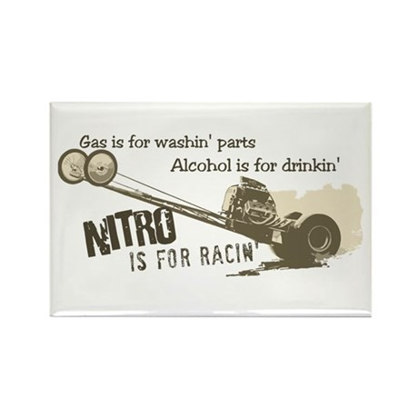 NITRO Rectangle Magnet (100 pack)