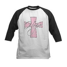 Pink Hope Cross Tee