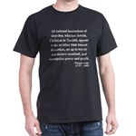 Thomas Paine 22 Dark T-Shirt
