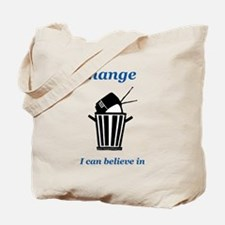 Change for the Better Tote Bag