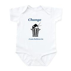 Change for the Better Infant Bodysuit