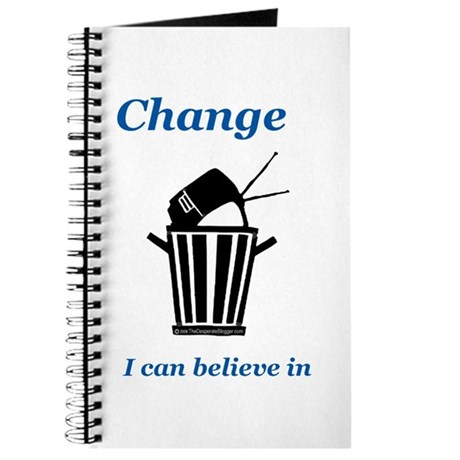 Change for the Better Journal