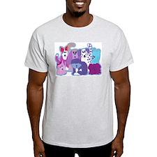 The Canine Club Ash Grey T-Shirt