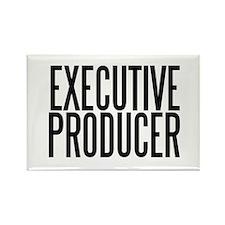 Executive Producer Rectangle Magnet