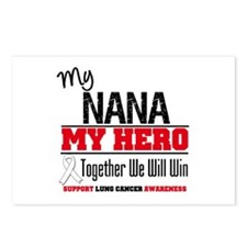 Lung Cancer Hero Postcards (Package of 8)