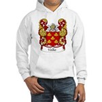 Velho Family Crest Hooded Sweatshirt