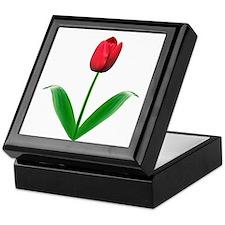 Sweet Tulip Keepsake Box