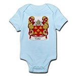 Velho Family Crest Infant Creeper