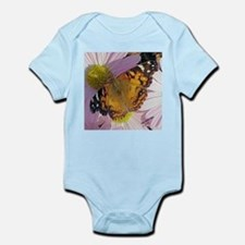 Painted Lady Butterfly Infant Creeper