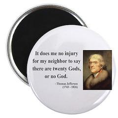 Thomas Jefferson 9 2.25