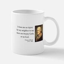 Thomas Jefferson 9 Mug