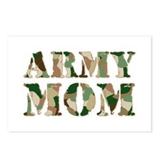 Army Mom Postcards (Package of 8)