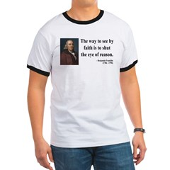 Benjamin Franklin 15 Ringer T