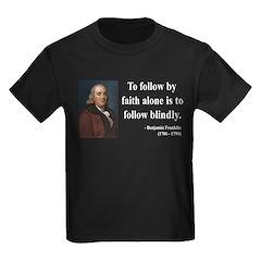 Benjamin Franklin 16 T