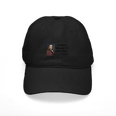 Benjamin Franklin 16 Black Cap