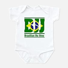 Brazilian Jiu Jitsu Infant Bodysuit