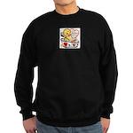Ducky Valentine Sweatshirt (dark)