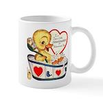 Ducky Valentine Mug
