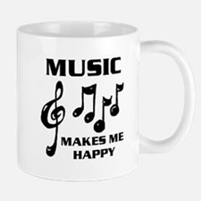 I LIVE FOR MUSIC Mug