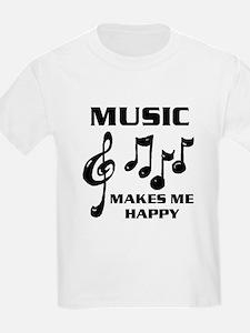 I LIVE FOR MUSIC T-Shirt
