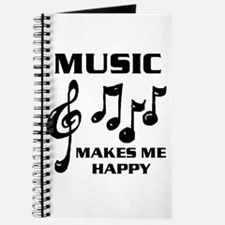 I LIVE FOR MUSIC Journal