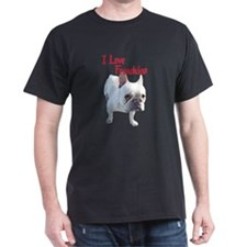 I Love Frenchies T-Shirt