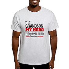 Lung Cancer Hero T-Shirt