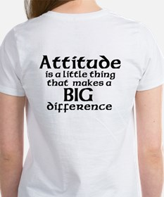 Irish Dance Ghillies/ Attitude Women's T-Shirt