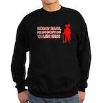 Valentine's Pimp Sweatshirt (dark)