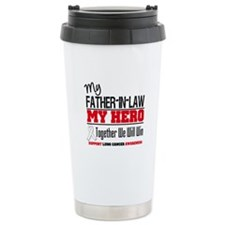 Lung Cancer Hero Travel Mug