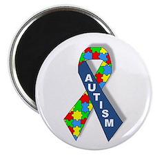 """Autism"" 2.25"" Button Magnet (100 pack)"