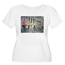 Savannah Georgia River Street T-Shirt