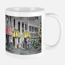 Savannah Georgia River Street Mug