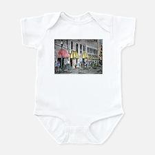 Savannah Georgia River Street Infant Bodysuit