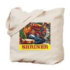 Shriner Tote Bag