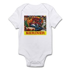 Shriner Infant Bodysuit