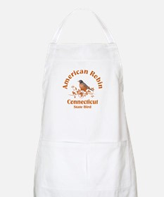 Connecticut BBQ Apron