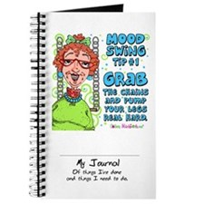 Mood Swing Tip #1 Journal