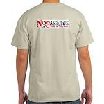 Eggnog - Nogasaurus Light T-Shirt