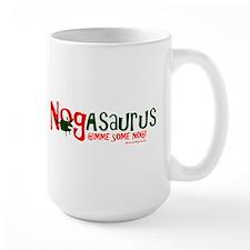 Eggnog - Nogasaurus Mug