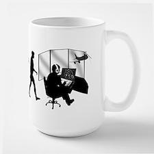 Air Traffic Controller Large Mug