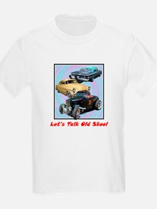 """Let's Talk Old Skool"" T-Shirt"