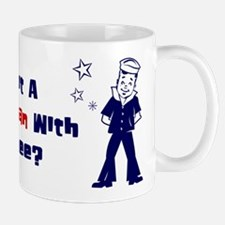 How About a little Seaman? Mug