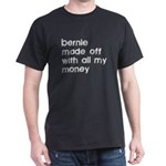 BERNIE MADOFF Dark T-Shirt
