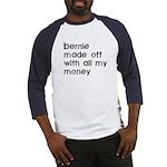 BERNIE MADOFF Baseball Jersey