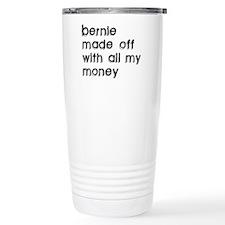 BERNIE MADOFF Travel Mug
