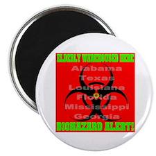 Biohazard Alert Magnet